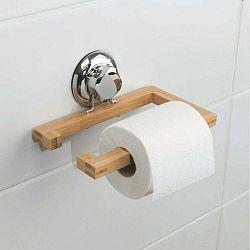 Bambusový nástenný držiak na toaletný papier Compactor
