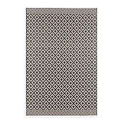 Čierno-béžový koberec Zala Living Minnia, 194×290cm