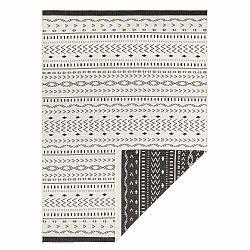 Čierno-krémový vonkajší koberec Bougari Kuba, 230 x 160 cm