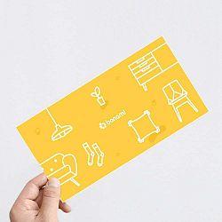Darčekový poukaz - karta v hodnote 10 €