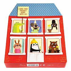 Detská pamäťová hra Rex London Memory