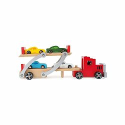 Drevený kamión na hranie Legler Transporter