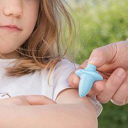 Modrá pečiatka na štípance InnovaGoods Mosquito Bite Soother