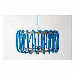 Modré stropné svietidlo EMKO Macaron, ø 45 cm