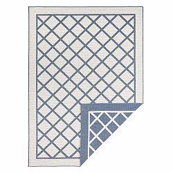 Modro-krémový vonkajší koberec Bougari Sydney, 150 x 80 cm