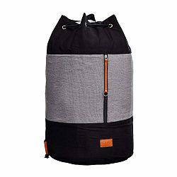 Multifunkčný vak Karup Design Roadie Black/Grey