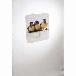Nástenný háčik Compactor Magic Ducks