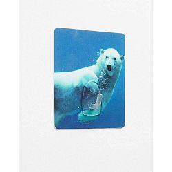Nástenný háčik Compactor Magic Polar Bear