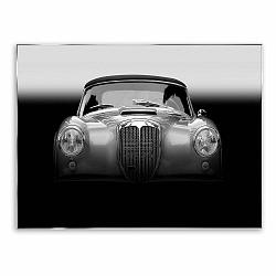 Obraz Styler Silver Cabriolet, 121 x 81 cm