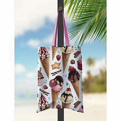 Plážová taška Kate Louise Icecream
