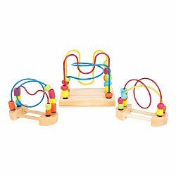 Sada 3 hračiek pre rozvoj motoriky Legler Loop
