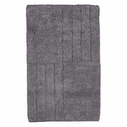 Sivá kúpeľňová predložka Zone Classic, 50x80cm