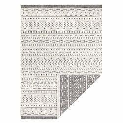 Sivo-krémový vonkajší koberec Bougari Kuba, 290 x 200 cm