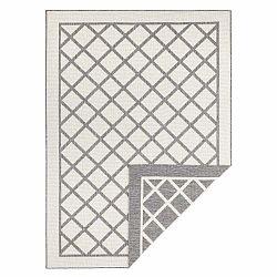 Sivo-krémový vonkajší koberec Bougari Sydney, 170 x 120 cm