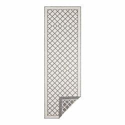 Sivo-krémový vonkajší koberec Bougari Sydney, 350 x 80 cm