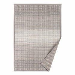 Sivobéžový vzorovaný obojstranný koberec Narma Moka, 160 × 230 cm