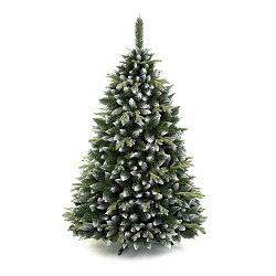Umelý vianočný stromček DecoKing Diana, výška 2,2 m