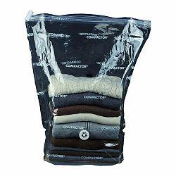 Vakuový úložný obal na oblečenie Compactor Cubic Vacuum Bag, 50 x 30 x 60 cm