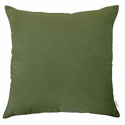Zelená obliečka na vankúš Apolena Duskwood, 43x 43 cm