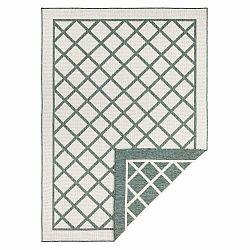 Zeleno-krémový vonkajší koberec Bougari Sydney, 80 x 150 cm