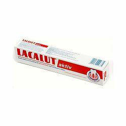 Zubná pasta Lacalut Aktiv, 75 ml